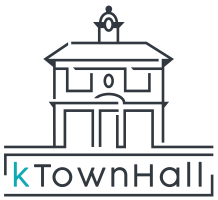 kTown Hall Logo