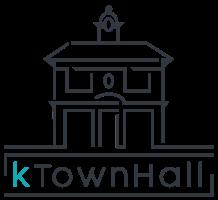 kTown Hall Logo